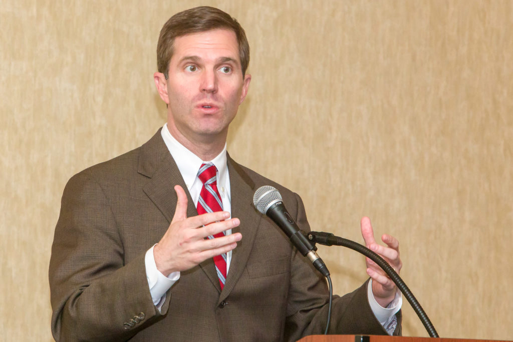 Photo of Andy Beshear