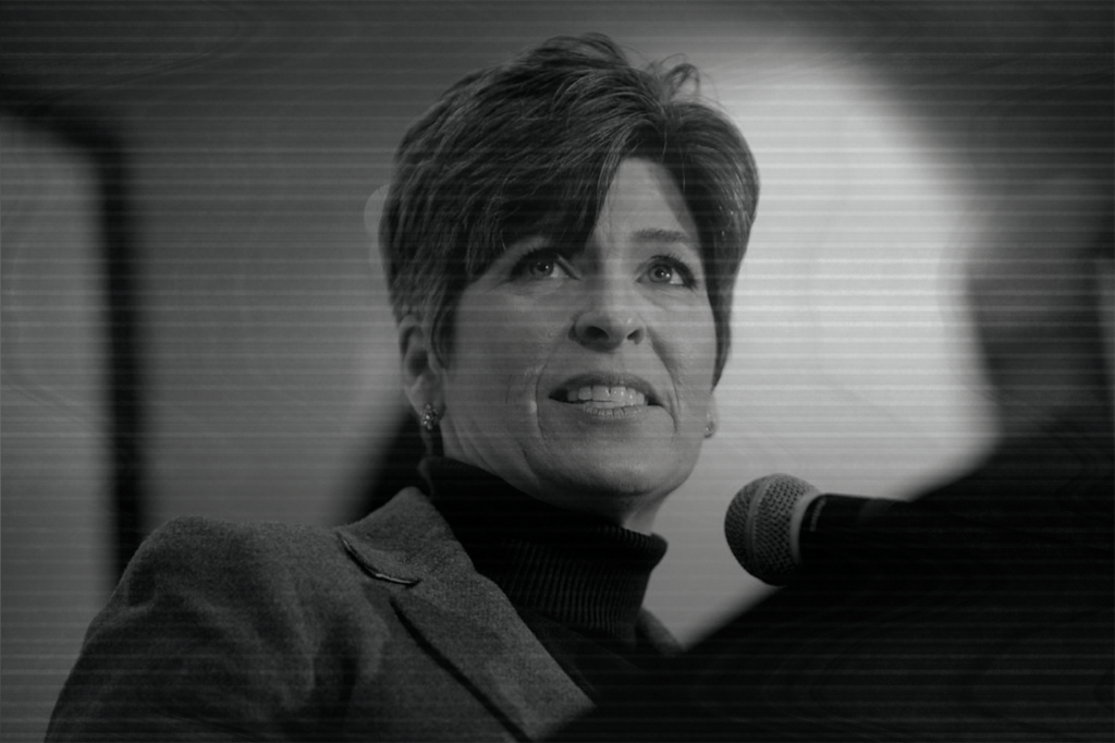 Joni Ernst tried to take health care from Iowa Veterans